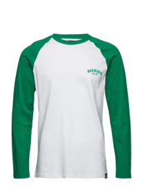 DICKIES BASEBALL SHIRT EMERALD