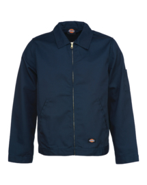DICKIES LINED EISENHOWER JACKET DARK NAVY
