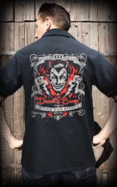 RUMBLE 59 WORKER SHIRT DEVIL S BOOZE
