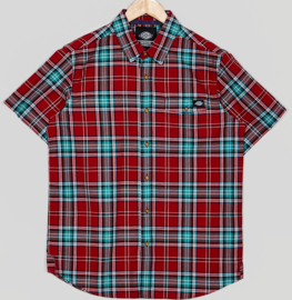 DICKIES DELTONA SHIRT RED