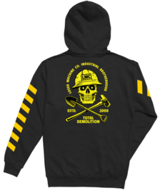 LOSER MACHINE DEMOLITION PULLOVER HOOD