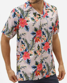 DICKIES SHILOH VIOLET SHIRT FLORAL