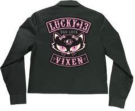 LUCKY 13 JACKET LADIES VIXEN