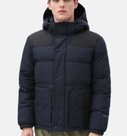 DICKIES LOCKPORT PUFFA JACKET NAVY