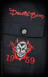 RUMBLE 59 WORKER SHIRT DEVIL S BOOZE