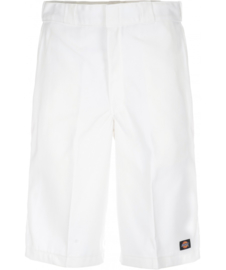 "DICKIES 13"" SHORT WHITE"