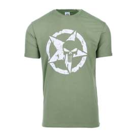 FOSTEX ALLIED STAR T-SHIRT PUNISHER