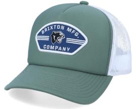 BRIXTON RAMPANT MESH CAP SILVER PINE