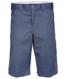 "DICKIES 13"" SHADOW STRIPE SHORT GRAPHITE"