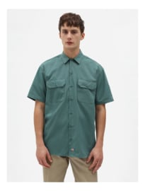 DICKIES WORKSHIRT LINCOLN GREEN