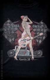 RUMBLE 59 ROCK N ROLL UNTIL I DIE T SHIRT