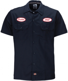 DICKIES ROTONDA SOUTH SHIRT DARK NAVY