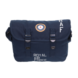 FOSTEX SHOULDER BAG / PUKKEL ROYAL AIR FORCE NAVY BLUE