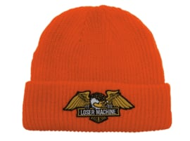 LOSER MACHINE FRANK BEANIE ORANGE