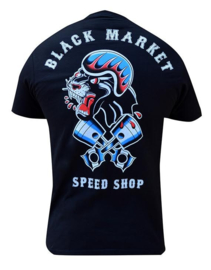 SPEED SHOP T SHIRT IAN MCNIEL