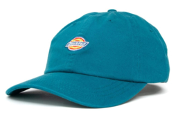 DICKIES HARDWICK SNAPBACK CAP CORAL BLUE