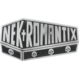 LUCKY 13  NEKROMANTIX BUCKLE