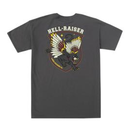 LOSER MACHINE  HELL-RAISER T-SHIRT TAR