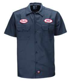DICKIES ROTONDA SOUTH SHIRT CHARCOAL