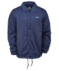 DICKIES DEWITT COACH JACKET DARK BLUE