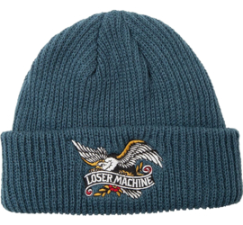 LOSER MACHINE GLORY BOUND BEANIE BLUE