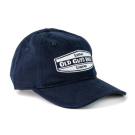 OLD GUYS RULE CAP 'LOCAL LEGEND' NAVY
