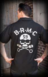 RUMBLE 59 WORKER SHIRT BRMC