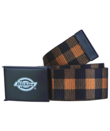 DICKIES SCOTTSVILLE BELT BROWN DUCK