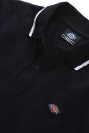 DICKIES WENDOVER POLO SHIRT BLACK