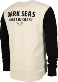 DARK SEAS ROOFER THERMAL HENLEY L/S T-SHIRT