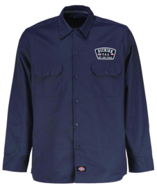 DICKIES MINERSVILLE SHIRT CHARCOAL