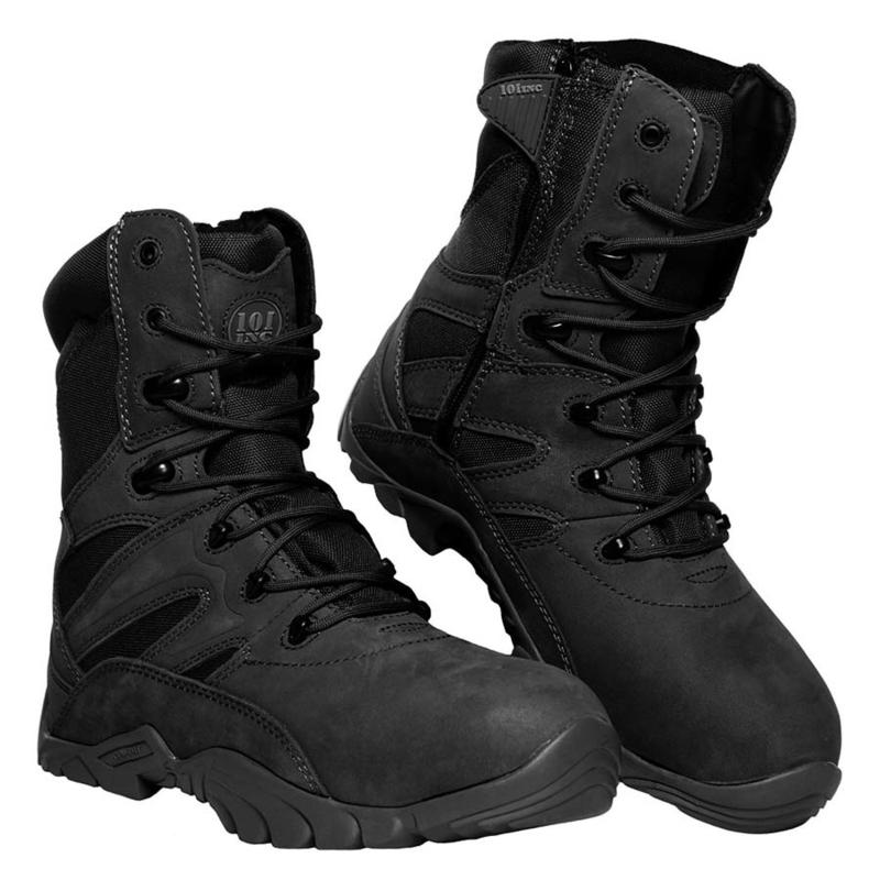 FOSTEX 101 INC  TACTICAL RECON BOOTS BLACK