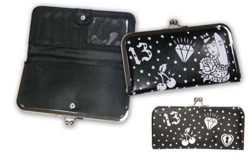 LUCKY 13 LADIES WALLET