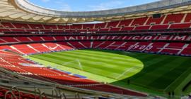 Wanda Metropolitano: van atletiek- tot voetbalstadion