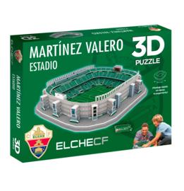 3D stadionpuzzel MARTINEZ VALERO - Elche CF