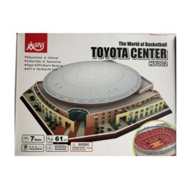 3D stadionpuzzel TOYOYA CENTER - Houston
