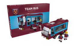 West Ham United SPELERSBUS bouwset