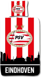 Dekbedovertrek PSV 1-persoons Skyline
