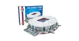 Nanostad 3D stadion puzzel PARC OLYMPIC LYONNAIS - Olympic Lyon