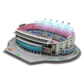 Nanostad 3D stadion puzzel CAMP NOU LED - Barcelona