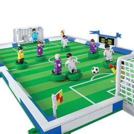 Nanostars Real Madrid VOETBALVELD bouwset
