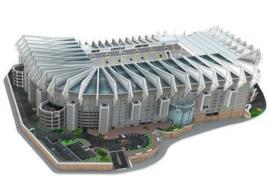 Nanostad 3D stadion puzzel ST JAMES' PARK - Newcastle United