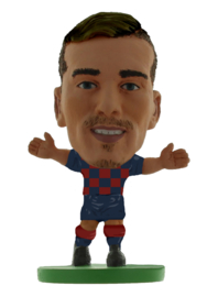 Soccerstarz voetbalpoppetje ANTOINE GRIEZMANN thuis shirt 2020