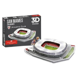 3D stadionpuzzel ESTADIO SAN MAMES - Athletic Bilbao
