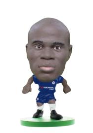 Soccerstarz voetbalpoppetje N'GOLO KANTÉ classic shirt