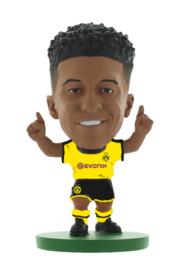 Soccerstarz  voetbalpoppetje JADON SANCHO thuis shirt 2020
