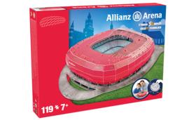 Nanostad 3D stadion ALLIANZ ARENA - Bayern München
