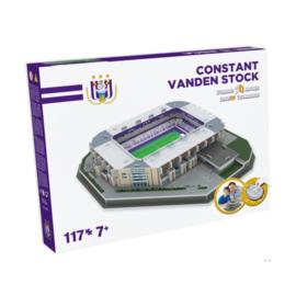 3D stadionpuzzel CONSTANT VANDEN STOCK - Anderlecht