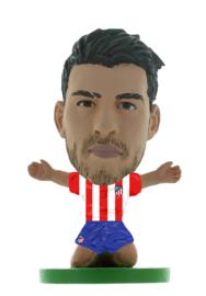 Soccerstarz voetbalpoppetje ALVARO MORATA classic shirt