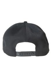 Ajax-cap zwart oude logo